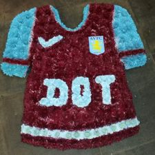 aston villa flowers