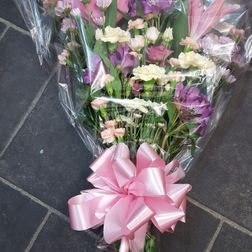 Bouquets traditional from £20
