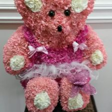 teddy flowers